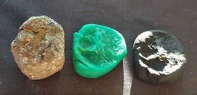 Very rare Roman heavy lead seal/stamp found at Villa area in Yorks Britain L53t
