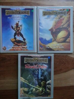 Forgotten Realms - NEW SEALED & still in SHRINK WRAP (AD&D, TSR)