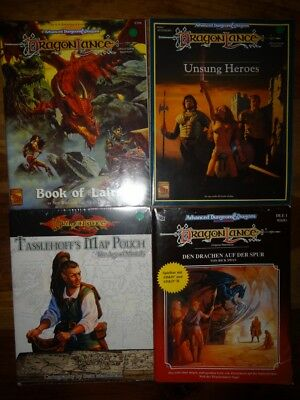 DragonLance NEW SEALED & still in SHRINK WRAP (AD&D, TSR)