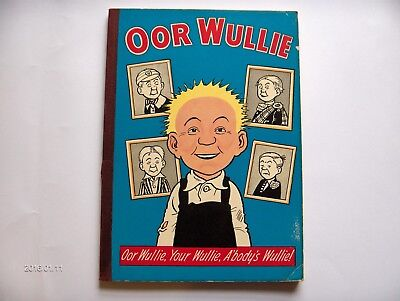 Oor Wullie 1966 Annual, Good condition. D.C.Thomson & Co. Ltd.