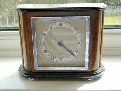 Mantle Clock,in Beautifull Condition,well Looked After,one Owner From New.