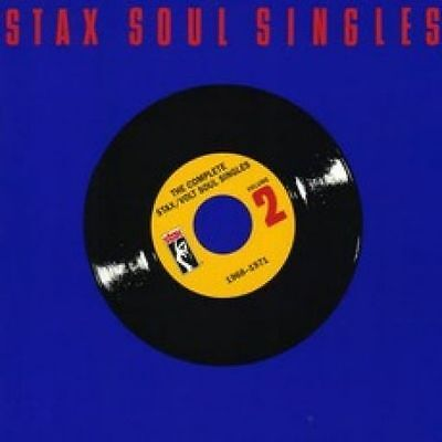 The Complete Stax/Volt Soul Singles Vol. 2: 1968-1971 Fast Post 0025218441124