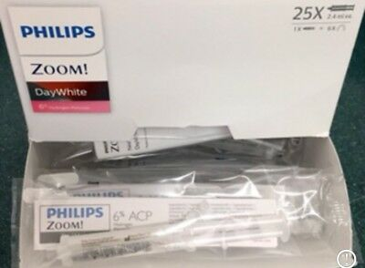 Philips Zoom , Daywhite 6%, 1 X Syringe , Limited Offer Today