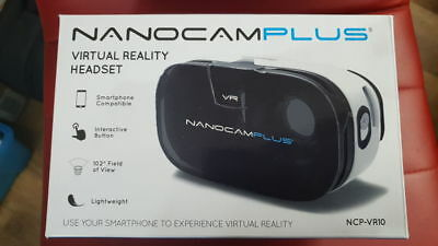 NanoCam Plus Virtual Reality Headset