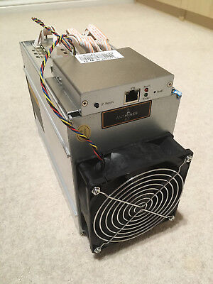 Bitmain AntMiner A3 815GH/s Blake(2b) Siacoin Miner (arrived end of March)