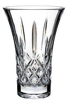 """Waterford Crystal Lismore Flared 8"""" Vase *New in Box*"""
