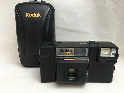Kodak - VR35 -  K4- 35mm Film Camera With Case -