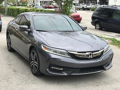 2017 Honda Accord Touring elling my car to get a motorcycle