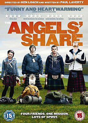 The Angels' Share (Theatrical Version) (DVD)