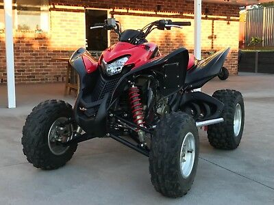 Honda TRX700XX - 700CC Quad - Fuel Injected & Independent Rear Suspension