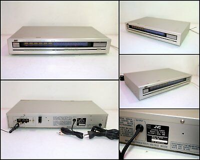 JVC T-K20 Quartz Synthesizer FM AM Stereo Tuner