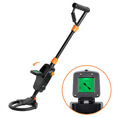 Underground Metal Detector Search Gold Kids Gift Treasure Hunter MD-1008A Digger