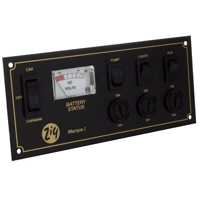 Zig CP400 Marque 1 Switch Fused Control Panel