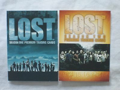 Lot 180 Trading Cards/cartes A Collectionner Lost Les Disparus
