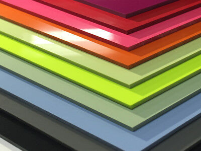 PVC Wall Cladding Sheets Hygienic Panels 8ft x 4ft U-PVC Colours