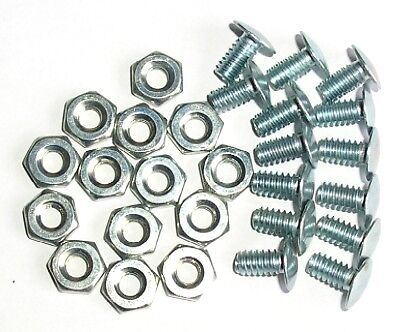 1964-67 Chevelle Grille Rivet Style Bolts