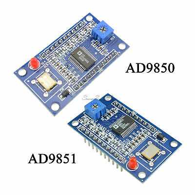 2 Sine Wave AD9850/AD9851 DDS Signal Generator Module 2 Square Wave Output