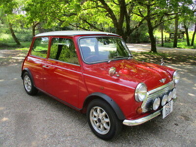 Stunning 35Th Anniversary  Mini Cooper Only 60K  Genuine Example 1996 Mdl 1275Cc