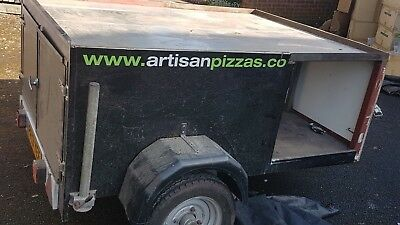 Indespension  trailer ( not Ifor Williams)  Single axle