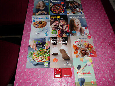 WEIGHT WATCHERS🌸 🌾 🌷🌾Your Way 11 WW WOCHE BIS  21. 7, 2018 SMARTPOINTS MAPPE