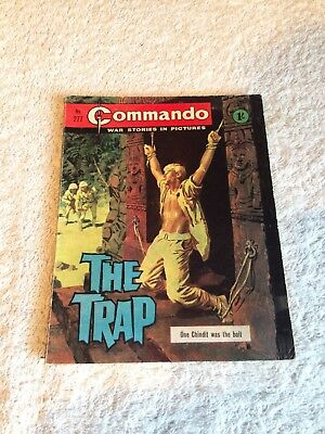 Very Early Commando Comic Number 277