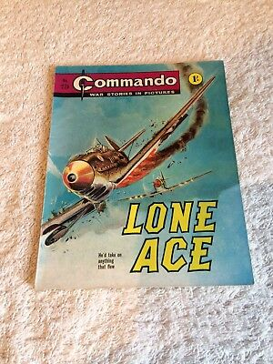 Very Early Commando Comic Number 275