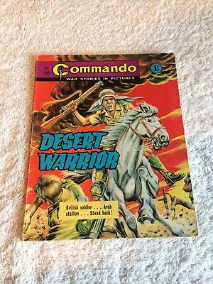 Very Early Commando Comic Number 285