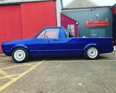 Volkswagen Mk1 Caddy Project **Air Ride Fitted* *1.8t Engine included*