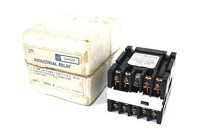 New General Electric Cr120A02202Aa Relay Ser.a