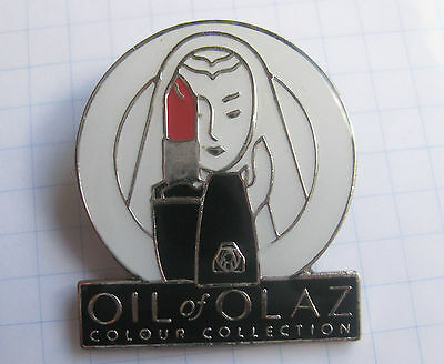 OIL OF OLAZ / COLOUR COLLECTION  ....... Pflegeprodukt Spange/kein Pin (K3)