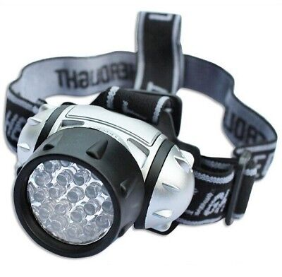 12 LED Camping Fishing 12 LED Headlight Head Torch Lamp Light Ultra Bright