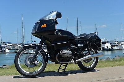 1977 BMW R100 RS Matching Number eng/trans new photos