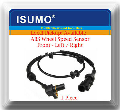 Fits Lincoln Mark Lt 2006-2008 Front Left /& Right Side ABS Wheel Speed Sensor
