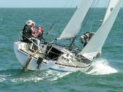 22ft sailing yacht..Eboat offshore one
