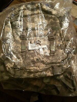 NEW Genuine USGI MILITARY Army Molle II 3 Day Assault pack ACU Camo BACKPACK