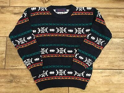 Vintage youth JON WESTON boys girls sweater Large (16-18)
