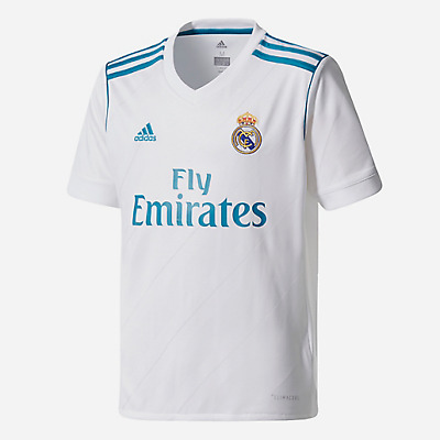 Maillot Football Real Madrid 2017/2018 Neuf avec étiquettes