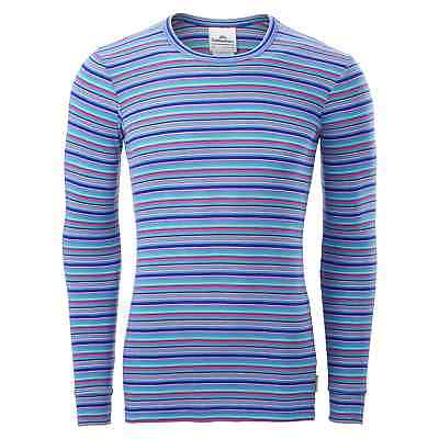 Kathmandu Polypro Mens Womens Long Sleeve Thermal Base Layer Top v2