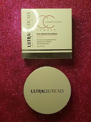 Ultraceuticals Complete Correction Pure Mineral Compact Foundation Shade 1