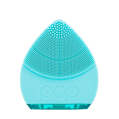 NEW in Box Pop Sonic LEAFLET Facial Cleansing Device in TURQUOISE