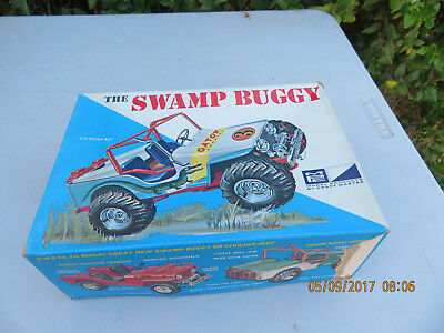 Mpc Swamp Buggy Jeep Vintage Model Car