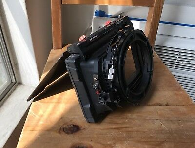 Oconnor O-Box WM Mattebox With Accessories 150mm /114mm Clamp On 4-5.65 2 Stage