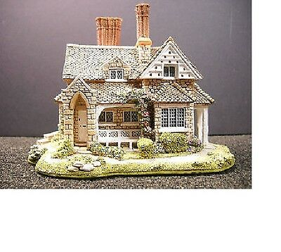 Lilliput Lane DOUBLE COTTAGE  #354 *New with Certificate* Retired and Rare *FS*