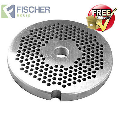 """new"" Mincer - Grinder Cutting Plate 4Mm For #12 Mincer - Other Sizes Available"