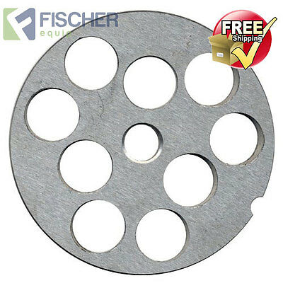 """new"" Mincer - Grinder Cutting Plate 16Mm For #12 Mincer - Other Sizes Available"