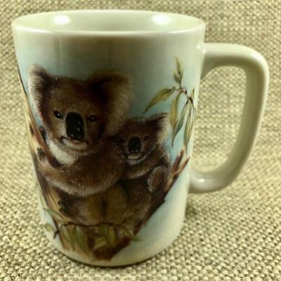 Koala Bear And Its Baby Mug Otagiri