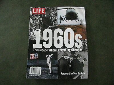Life Magazine The 1960's Decade When Everything Changed Special - FREE SHIPPING!