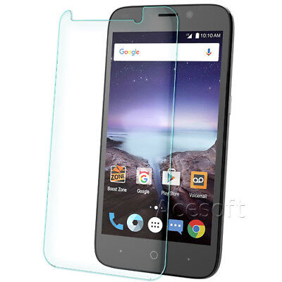 TEMPERED GLASS SCREEN Protector Guard for ZTE ZFive G C Z557BL