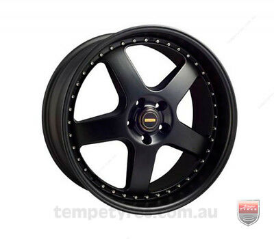 TOYOTA HILUX 2WD 2005 TO CURRENT WHEELS PACKAGE: 20x8.5 20x9.5 Simmons FR-1 Sati