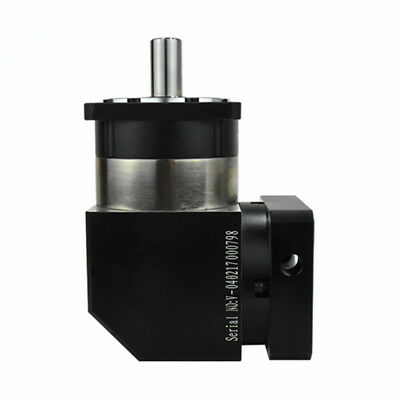 right angle planetary gearbox 3:1 to 10:1 for NEMA23 stepper motor input 6.35mm